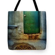 Red Shoes By Green Door Tote Bag