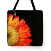 Red Sunflower IIi Tote Bag