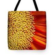 Red Sunflower Viiii Tote Bag