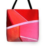 Red Thing Tote Bag