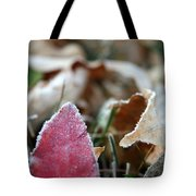 Red Thumbs Up Tote Bag