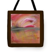 Red Tide  Tote Bag