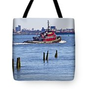 Red Tug One Tote Bag