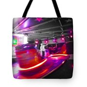 Red Waltz Tote Bag
