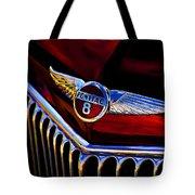 Red Wings Tote Bag