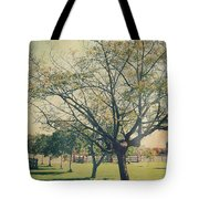 Redemption Tote Bag by Laurie Search