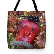 Redhead Scarecrow Tote Bag