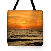 Redington Beach Sunset Tote Bag