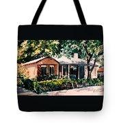 Redwood City #4 Tote Bag