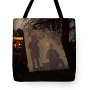 Reenactors Camp Tote Bag