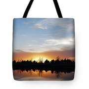 Reflected Sky Tote Bag