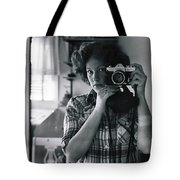 Reflecting Back Tote Bag