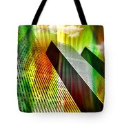 Reflecting On A Day Gone By Tote Bag