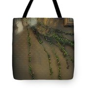 Reflecting On Beads Tote Bag