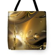 Reflecting On Tales Of Reflections Of Tales Tote Bag