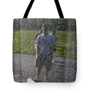 Reflection And Remembrance Tote Bag