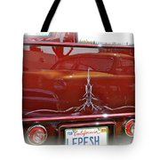 Reflection In Candy Tote Bag