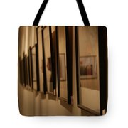 Reflections From A Series Of Painting Frames Tote Bag