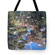 Reflections In Paradise 3 Tote Bag