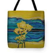 Reflections In Water Tote Bag