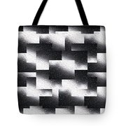 Reflections Of A Rain Shower Tote Bag by Tim Allen