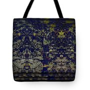 Reflections Of An Arboretum Tote Bag