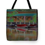 Reflections Of Color Tote Bag
