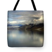 Reflections Of Stillness Tote Bag