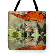Reflections Of The Gulf Tote Bag