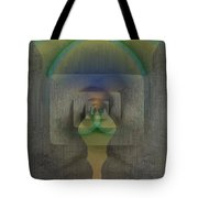 Reflections Of The Soul Tote Bag