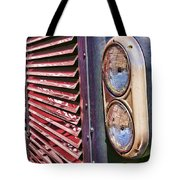 Reflective Grill Tote Bag