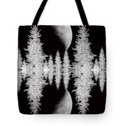 Reflective Shadows Tote Bag