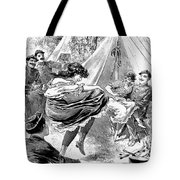 Reform School Girls, 1895 Tote Bag