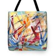 Refracted Dream Tote Bag