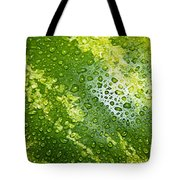 Refreshing Watermelon Tote Bag