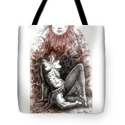 Regeneration-iii Tote Bag