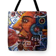 Regina Wall Art Tote Bag