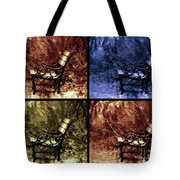 Relaxing Time Tote Bag by Susanne Van Hulst