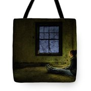Release Me Tote Bag by Evelina Kremsdorf