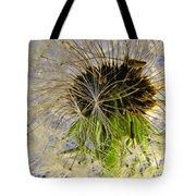 Releasing Seeds Tote Bag