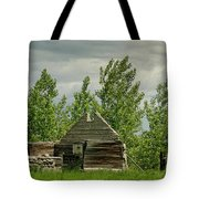Remaining Wall Tote Bag