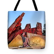 Remember September 11th Tote Bag
