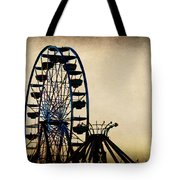 Remember When Ferris Wheel Tote Bag
