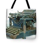 Remington 11 Tote Bag