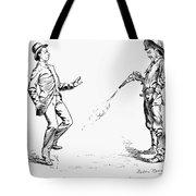 Remington: Cowboy, 1888 Tote Bag