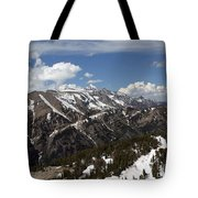 Rendezvous Mountain Tote Bag