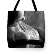 Repose Bw Tote Bag
