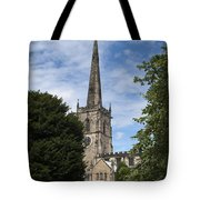 Repton Church Tote Bag