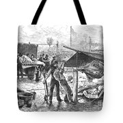 Republican Barbecue, 1876 Tote Bag by Granger