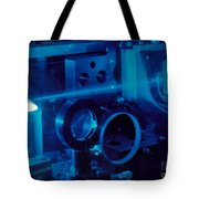 Research Into The Combustion Of Fuels Tote Bag
